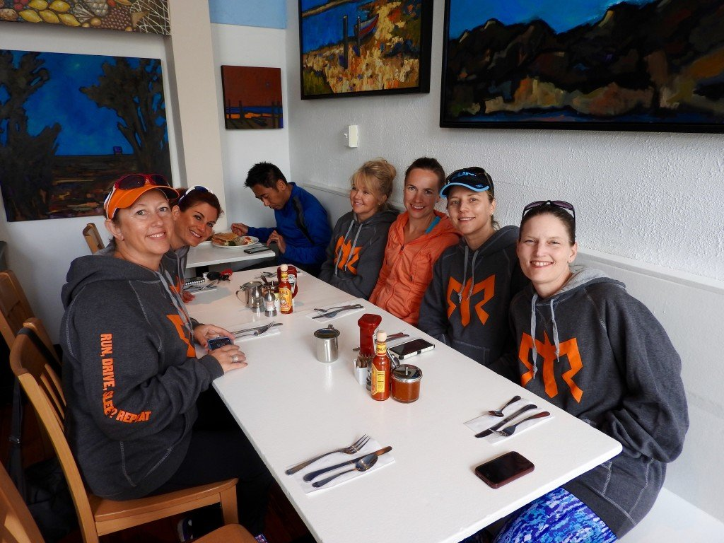 Ragnar Cape Cod Ptown breakfast