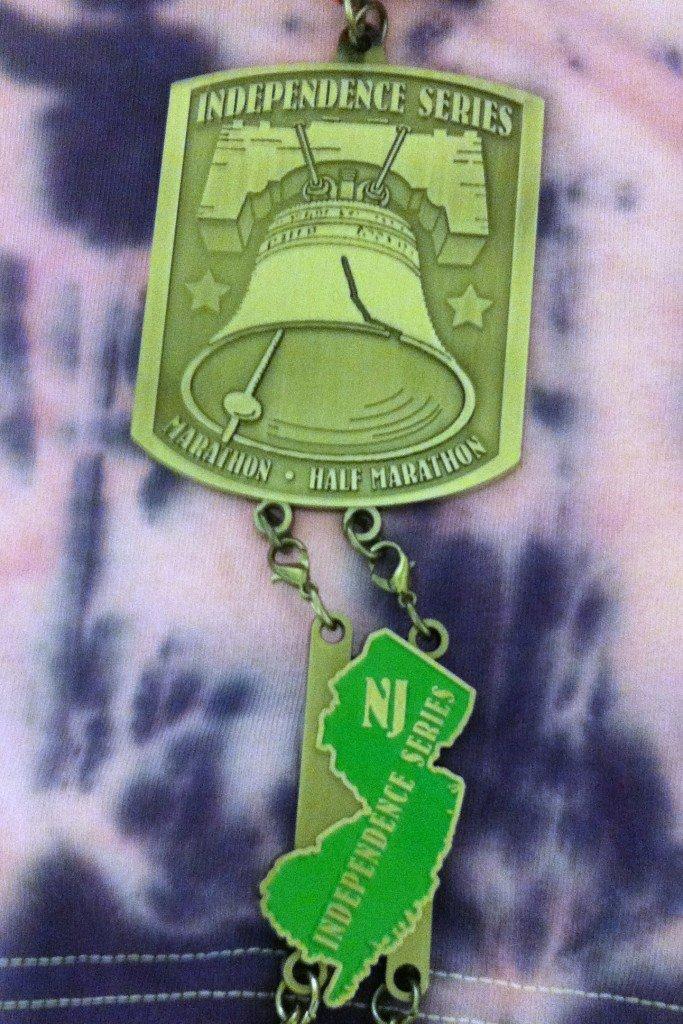 Independence NJ medal