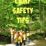 Keep your kids healthy and safe this summer #ReadySetCamp