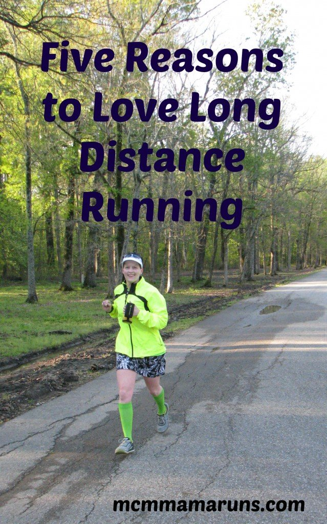 Reasons to Love Long Distance Running