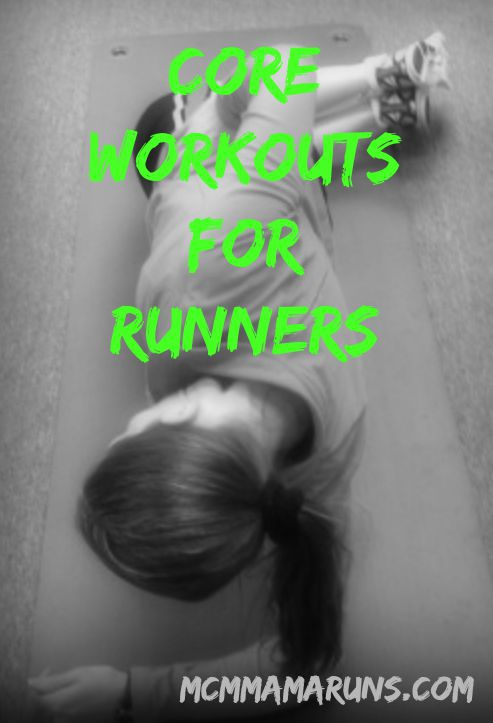 Core strength for runners