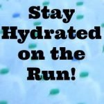 TOTR: Staying hydrated on the run