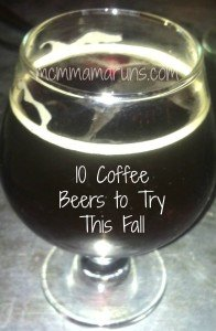 Coffee and beer: two great tastes that taste great together