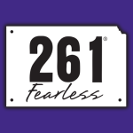I am a 261 Fearless Ambassador!