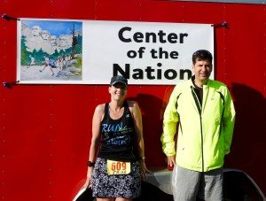 Center of the Nation Series Half Marathon Day #3 – South Dakota