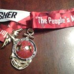 Mission Accomplished: MCM 2015 finisher