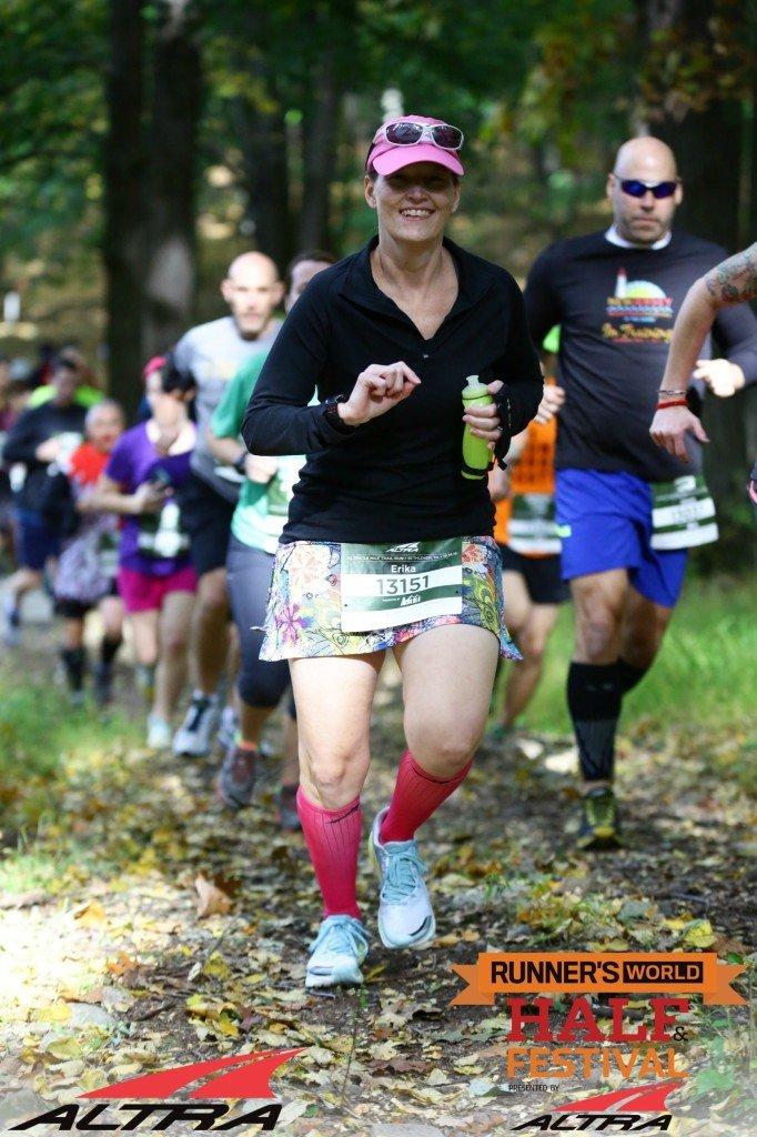 Runners World half trail race altra