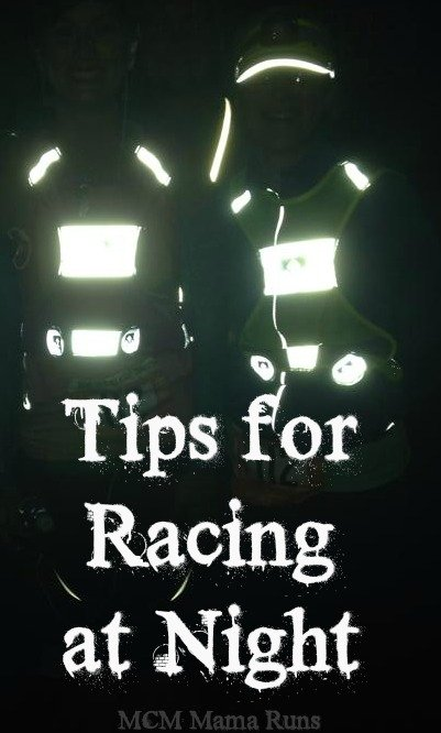 Tips for racing at night