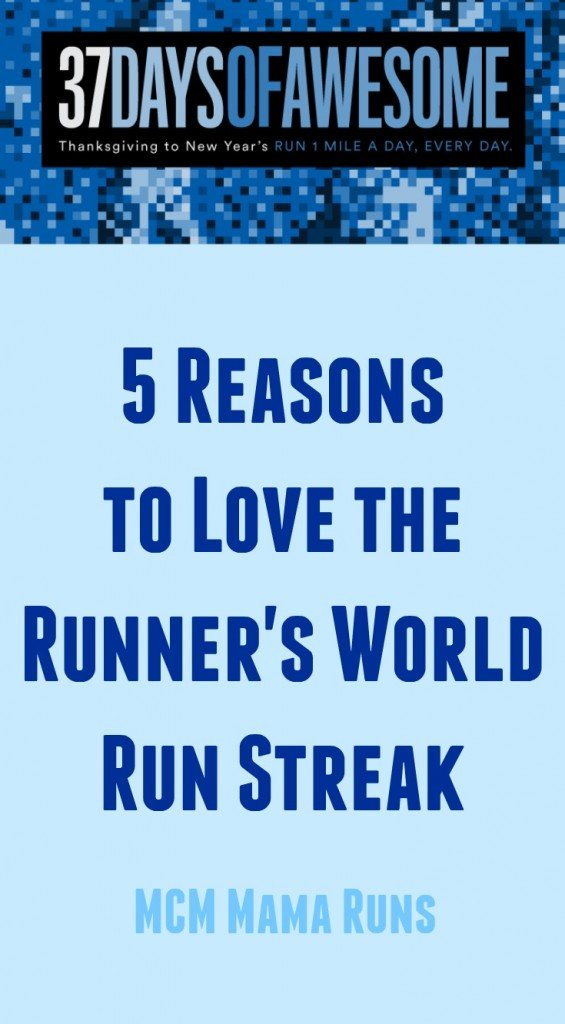 Runner's World Run Streak
