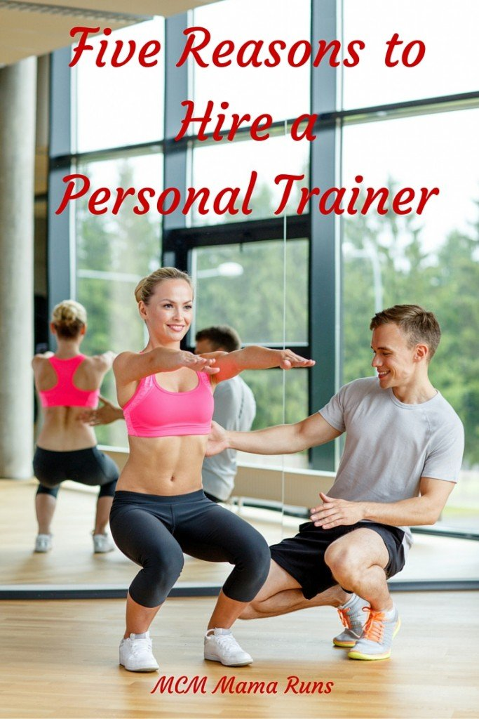 Five Reasons to Hire a Personal Trainer