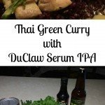 DuClaw Serum Thai Green Curry