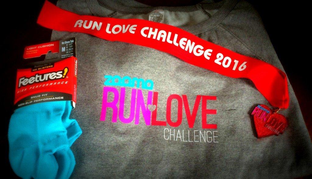 ZOOMA run love challenge