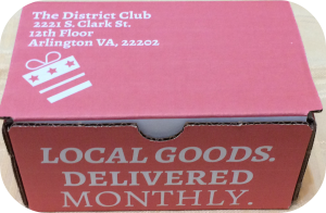 The District Club: local goods delivered monthly