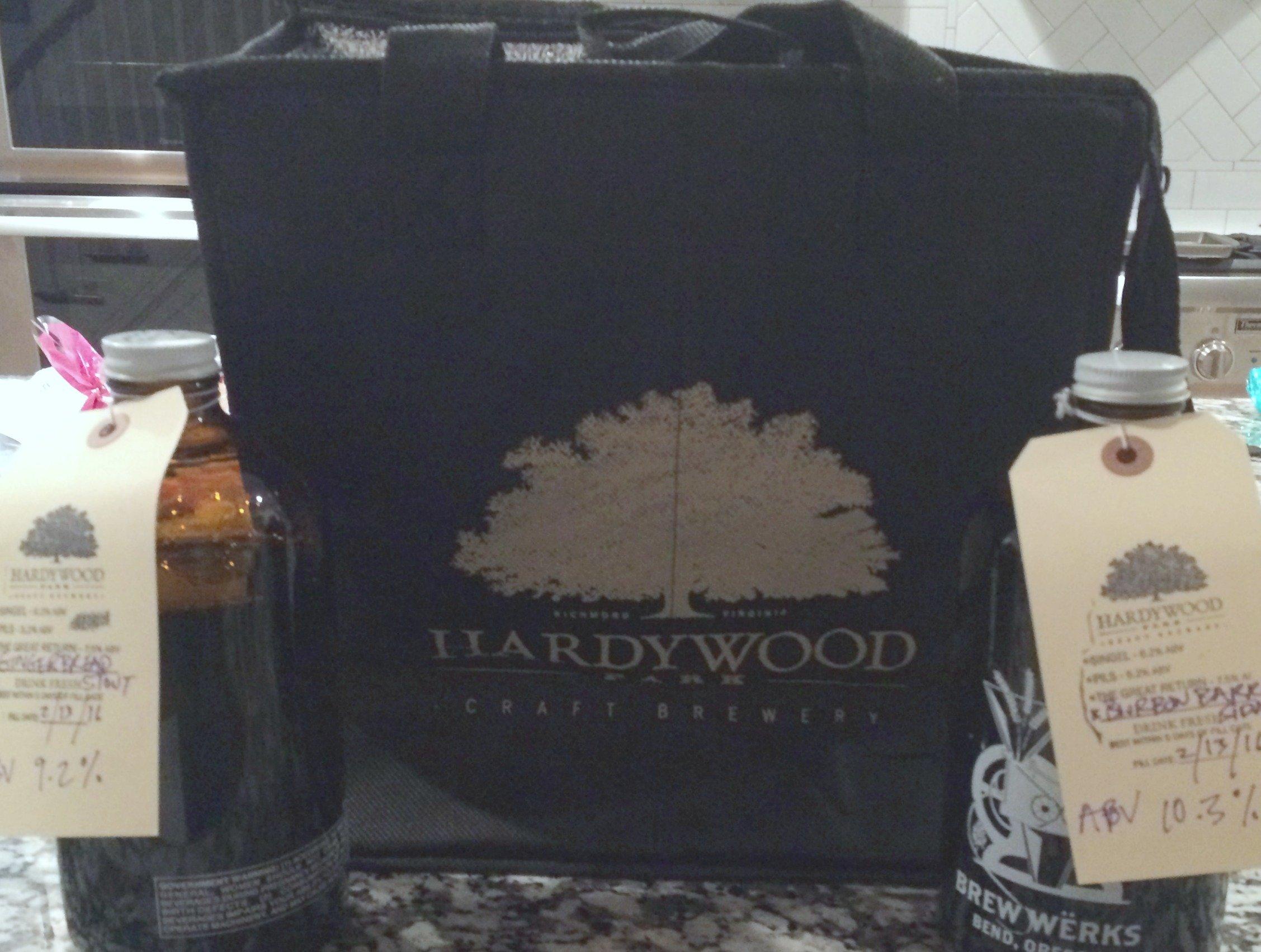 hardywood bag