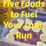 Favorite running fuel for long runs