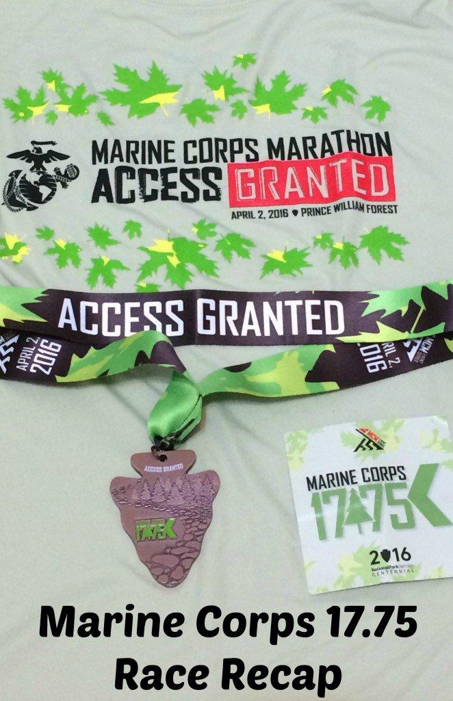 Marine Corps 17.75 Race Recap
