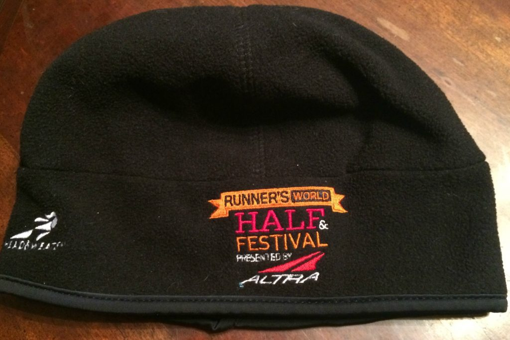 runners world hat
