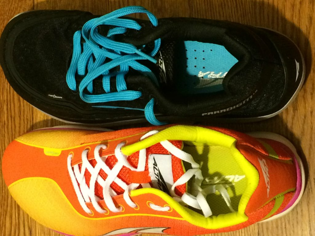 Altra paradigm and one 2.5