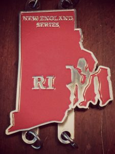 Lifetime Half #57, State #29: New England Series – Rhode Island