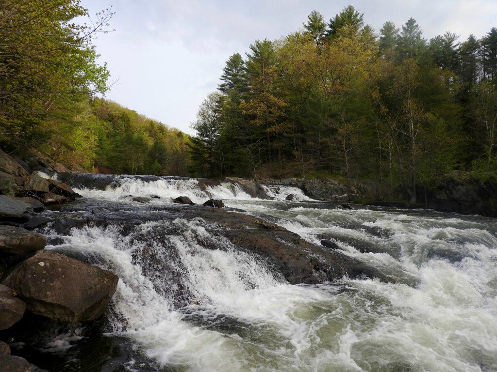 Vermont Waterfall