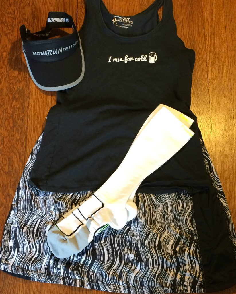 Vermont race outfit