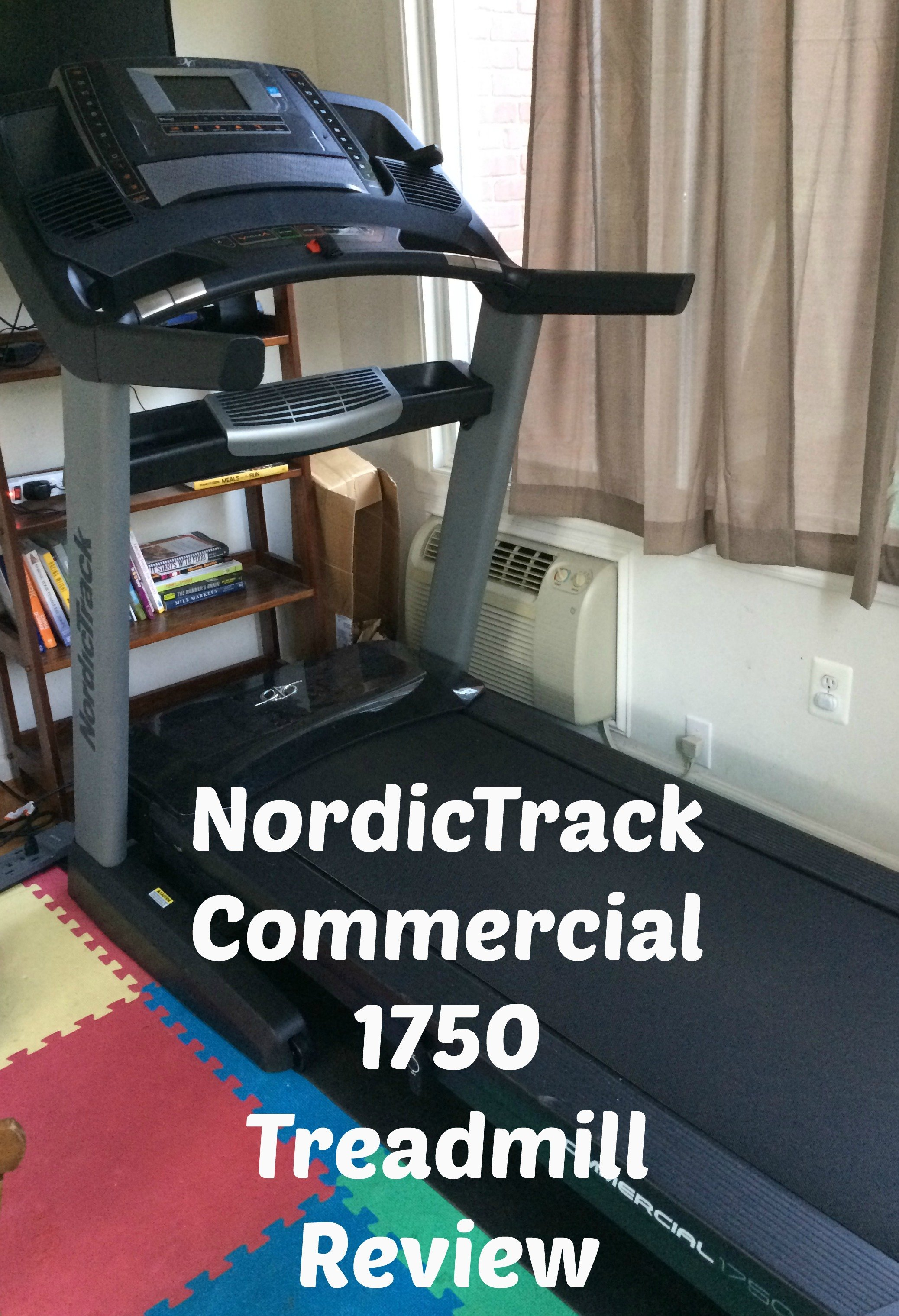 NordicTrack Commercial treadmill review 2