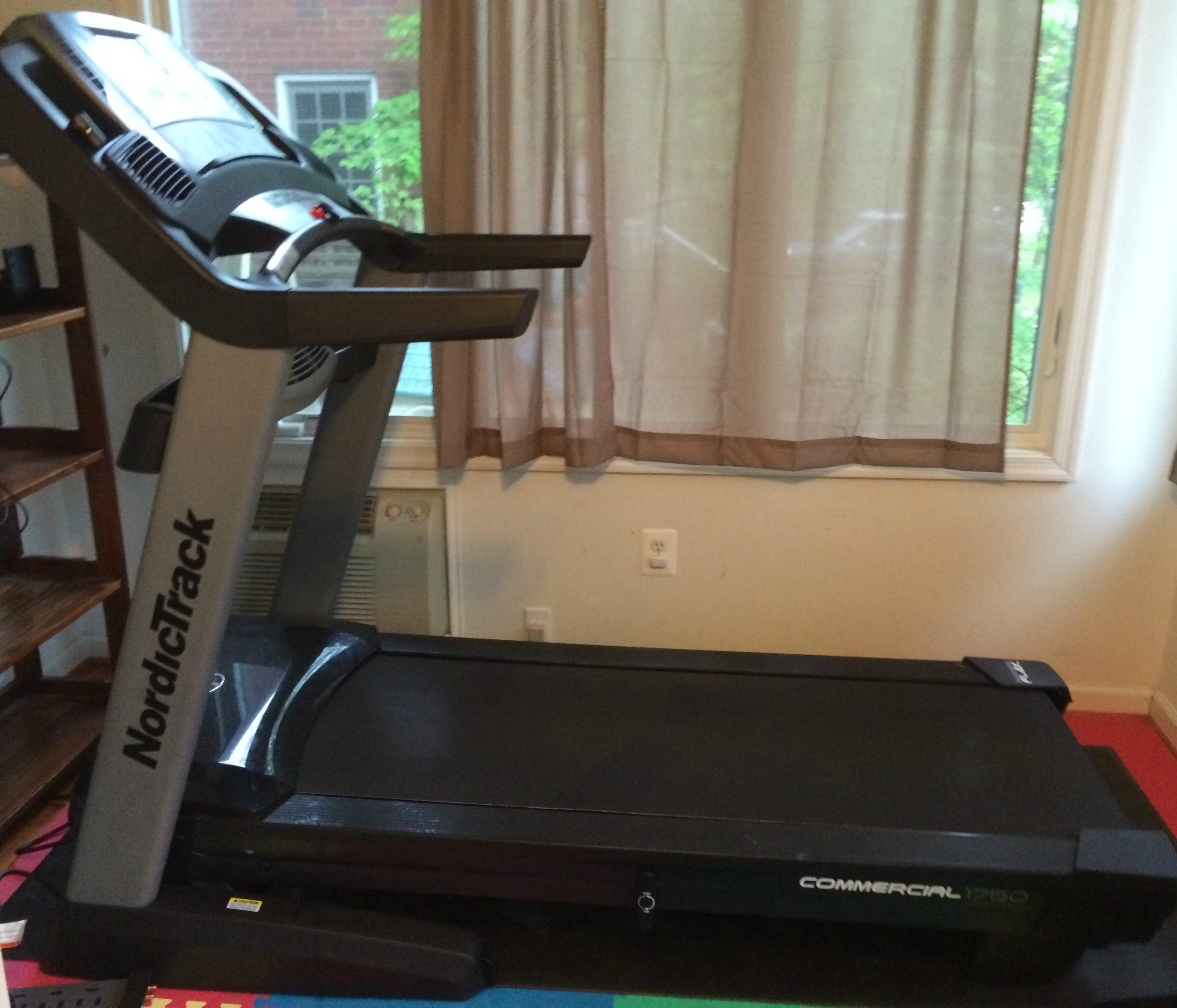 Nordictrack commercial treadmill review