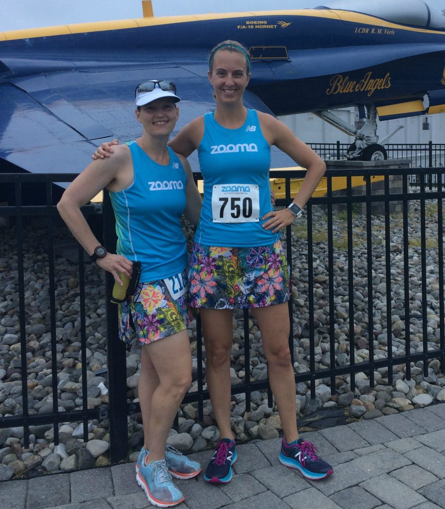 Zooma Ambassadors skirt sports