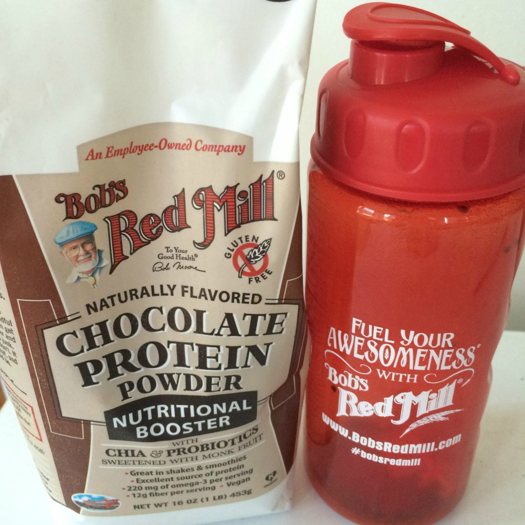 bob's red mill chocolate protein powder