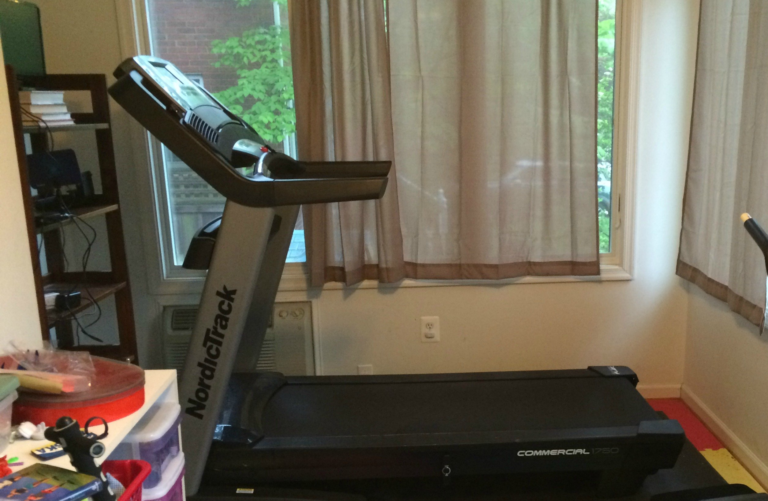nordictrack commmercial treadmill