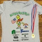 Lifetime Half #60, State #32: Hungry Duck Run (MI)
