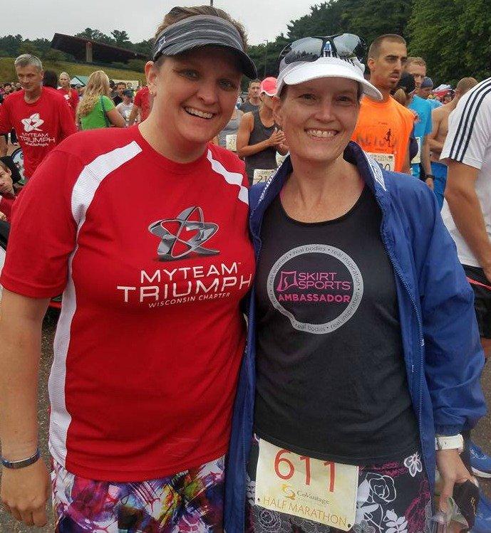 Wausau half marathon start