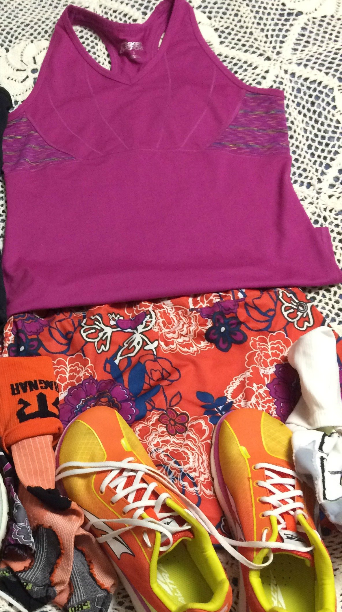 Woodbury Country mile outfit