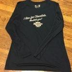 Great Chocolate 5 mile race recap