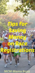 You want how much??? 5 tips to save on races