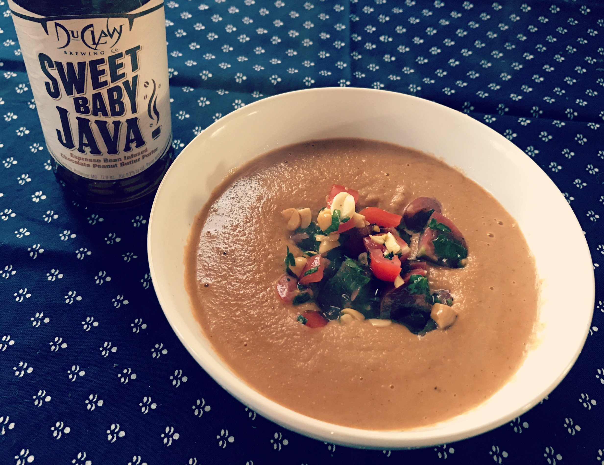 DuClaw Sweet Baby Java Virginia Peanut Soup