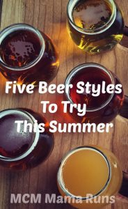 Five refreshing summer beer styles