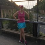 It is not a secret that I am not a fan of summer running