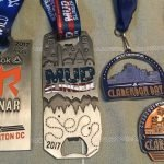 The weekend I ran all the miles