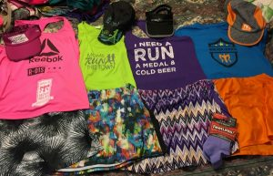 5 Stages of Ragnar Relay Packing