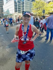 Marine Corps Marathon 2017: Mission Accomplished