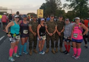 Marine Corps Marathon 2017 Race Recap