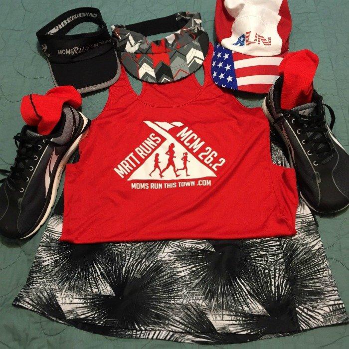 Marine Corps Marathon 2017 outfit