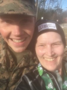 Marine Corps 17.75 2018 Race Recap