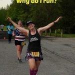 Running to find myself