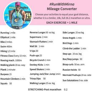 Five Minute Friday: #RunWithMirna