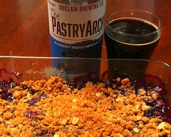 DuClaw The PastryArchy Blueberry Maple Crisp