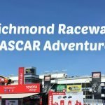 A different kind of race: NASCAR