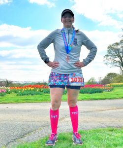 Half Marathon #74: National Women's Half Marathon
