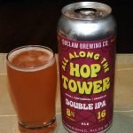 DuClaw All Along the Hop Tower Chicken Kabobs